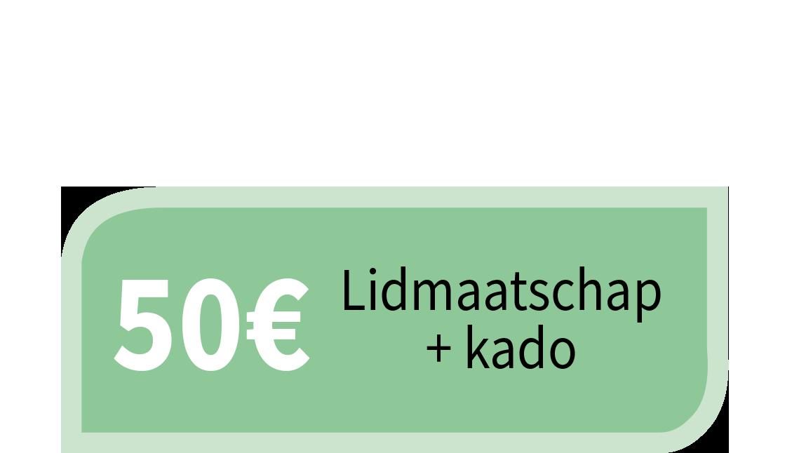 Word lid van Klimplant of doe een lidkaart cadeau voor €50